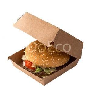 "eco burger pure kraft doeco 300x300 - Packaging per Burgers ""Pure Kraft"""