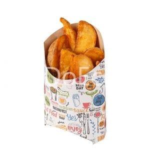 "eco fry enjoy doeco 300x300 - Confezionamneto per patatine fritte ""Enjoy"""